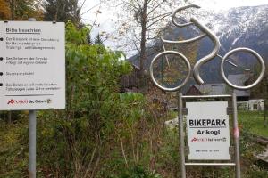 Bike - Park Arikogel